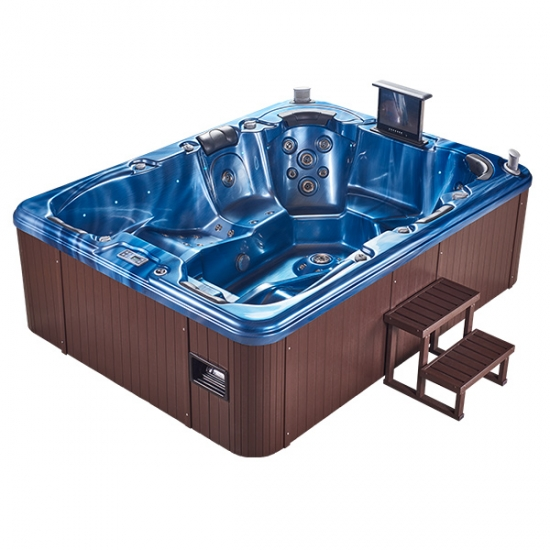 low cost spa pool